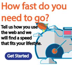 Internet Speed Recommendation